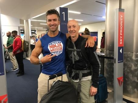 31 Joel at airport